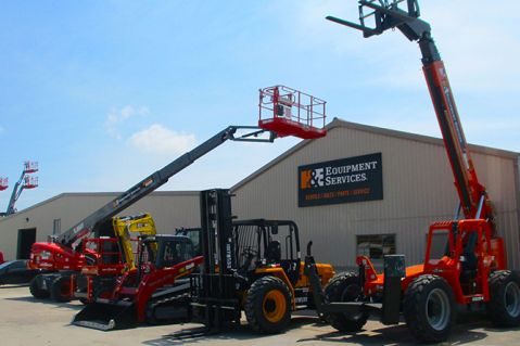 The Higher Standard | H&E Equipment Services