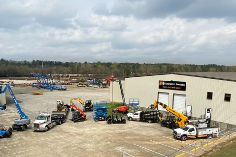 Hees Birmingham Facility Photo